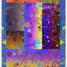 Sammanhang, giclée, 45 x 21 cm