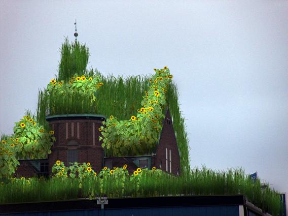 En grönare stad