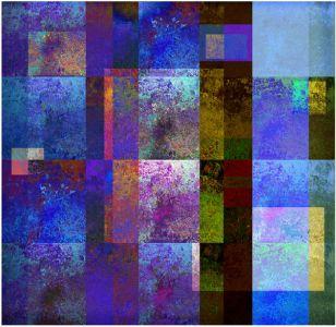 Upptäcktsresa i färg, giclée, 45 x 47 cm