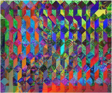 Kärlek och rättvisa, giclée, 40 x 42 cm
